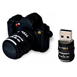 Memoria USB HT Figuras 32GB Camara Fotografica
