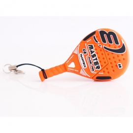 Memoria USB HT Figuras 8GB Raqueta Padel Orange