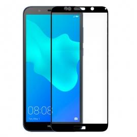 Protector de Pantalla HT Cristal Templado 3D Black para Huawei Y5 2018 / Honor 7S