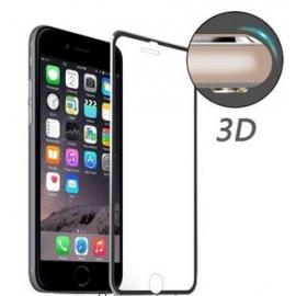 Protector de Pantalla HT Cristal Templado 3D Black para iPhone 7 / 8