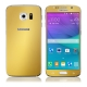 Protector de Pantalla HT Cristal Templado Front + Back Shiny Gold para Samsung S6 G920