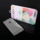 Protector de Pantalla HT Cristal Templado Front + Back Shiny Silver para iPhone 6/6S