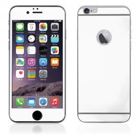 Protector de Pantalla HT Cristal Templado Front + Back White para iPhone 6/6S