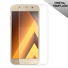 Protector de Pantalla HT Cristal Templado para Samsung Galaxy A3 2017 A320