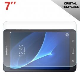 "Protector de Pantalla HT Cristal Templado para Samsung Galaxy TAB a 7"" 2016 T280 T285"