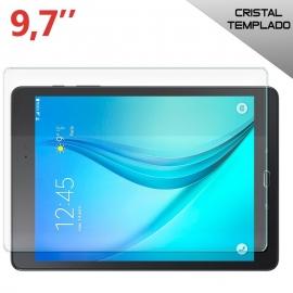 """Protector de Pantalla HT Cristal Templado para Samsung Galaxy TAB S2 9.7"""" T810 T813 T815 T819"""