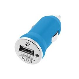 Cargador USB HT 5V 1A Blue para Coche