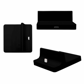 DOCKING STATION HT PARA IPAD CONECTOR LIGHTNING BLACK