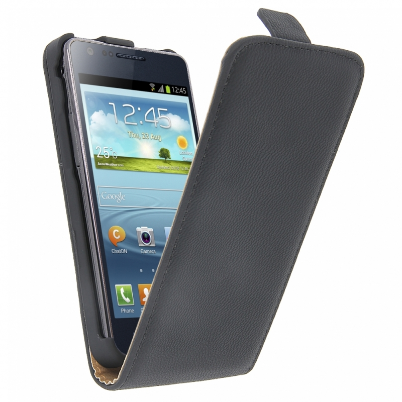 Funda movil ht vertical exclusive black para samsung galaxy s2 i9100 - Samsung galaxy s2 fundas ...