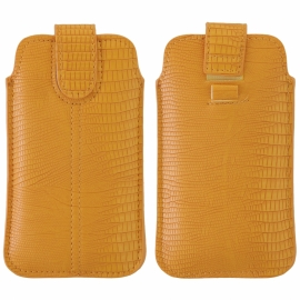 FUNDA MOVIL UNIVERSAL HT PULL-UP M BESTYLE MAX YELLOW