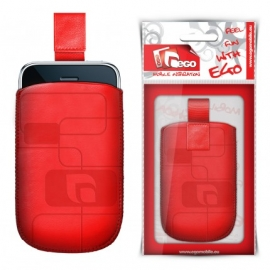 FUNDA MOVIL UNIVERSAL HT PULL-UP S SQUARES J RED