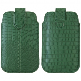 FUNDA MOVIL UNIVERSAL HT PULL-UP XL BESTYLE MAX GREEN