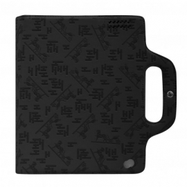 FUNDA TABLET HT BAG BLACK PARA IPAD