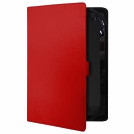 "FUNDA TABLET HT CASE GOTAPE 10"" RED"