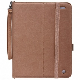 FUNDA TABLET HT CLASSIC BROWN PARA IPAD
