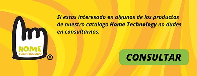 Si estas interesado en algunos de los productos de nuestro catalogo HomeTechnology puedes conseguirlo en nuestra Tienda Ecomputer