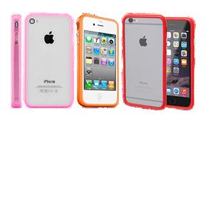 Fundas bumper para iPhone