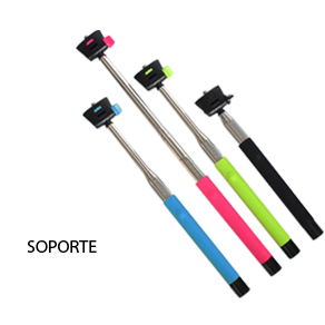 ¡Haz tus selfies con nuestros monopod!